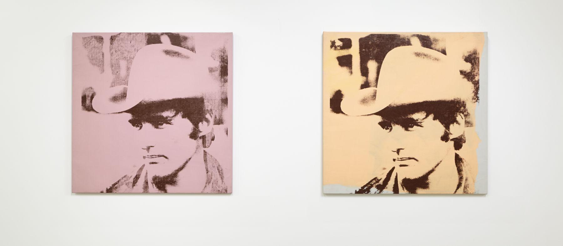 #RAWHIDE Andy Warhol Dennis Hopper Portrait