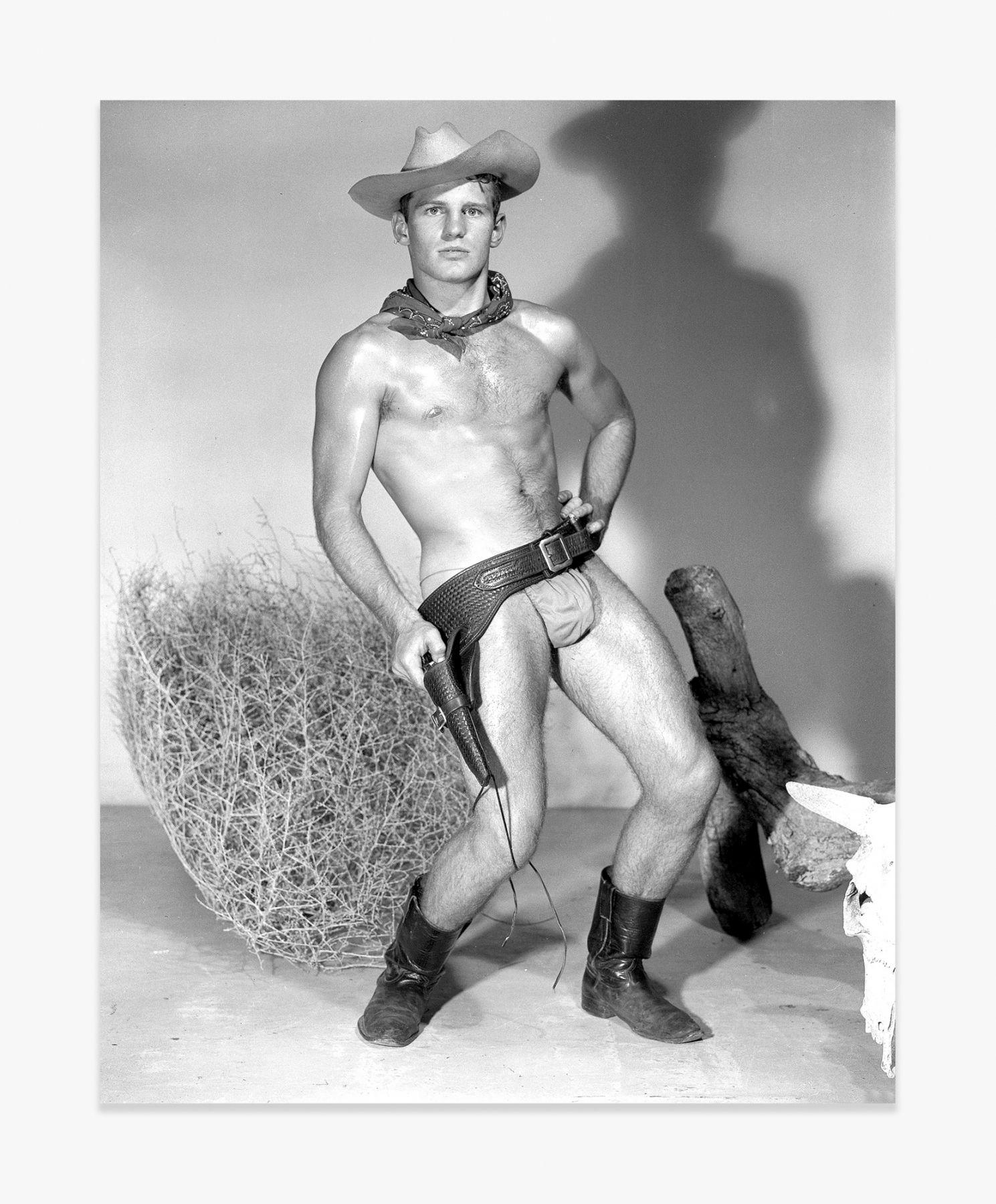 Bob Mizer   Untitled (Larry Lamb, Catalog #UH1-S), Los Angeles, c. 1963