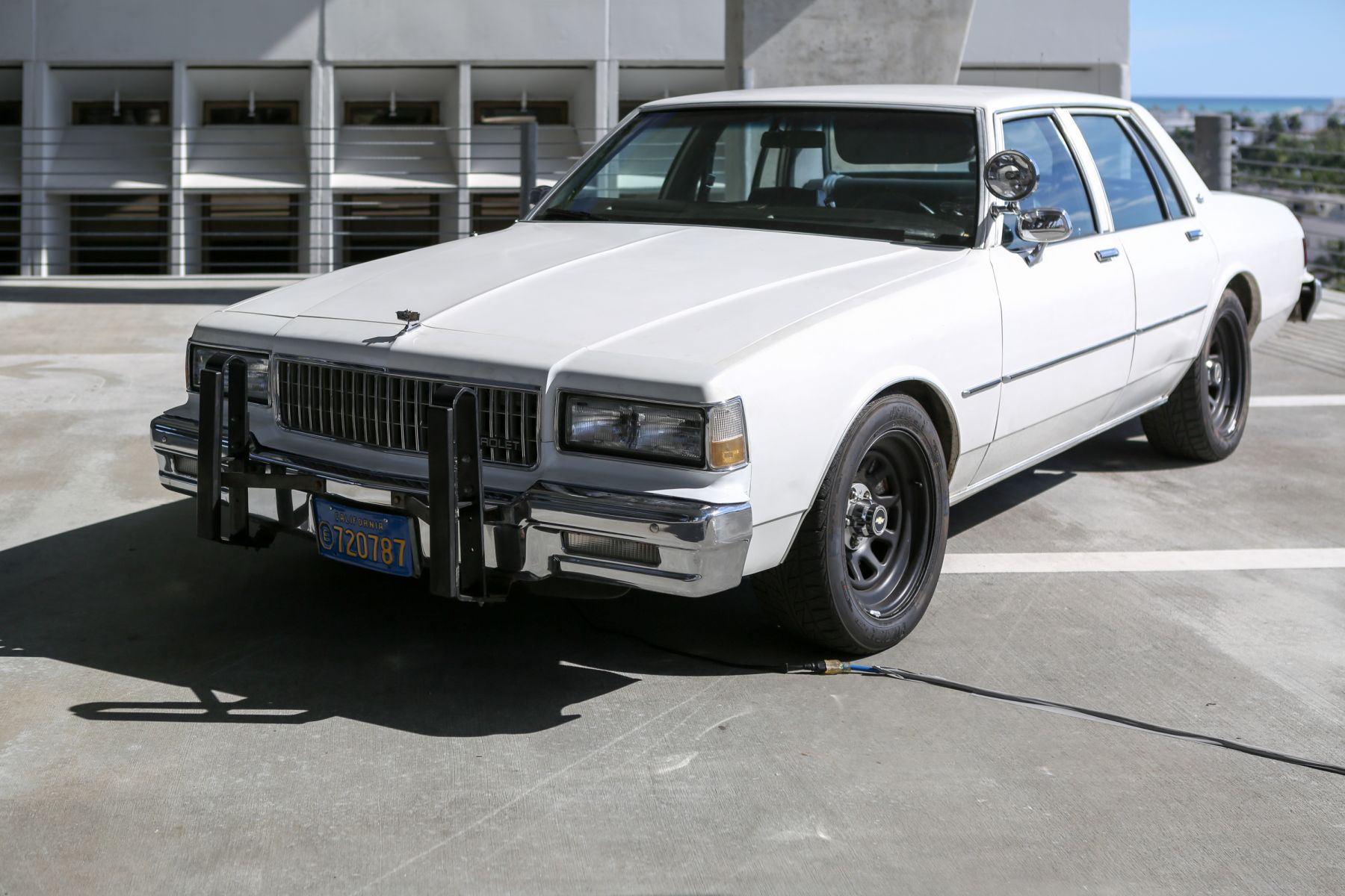Tom Sachs Untitled (1989 Chevy Caprice)