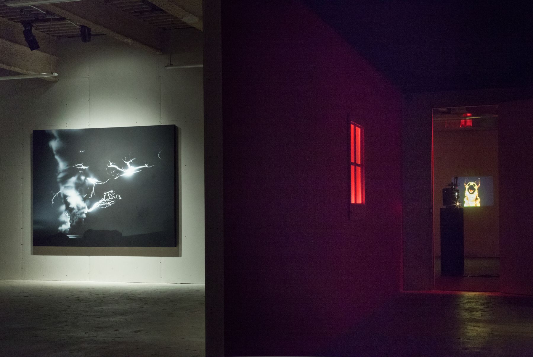 Jack Goldstein Untitled Burning Window Shane