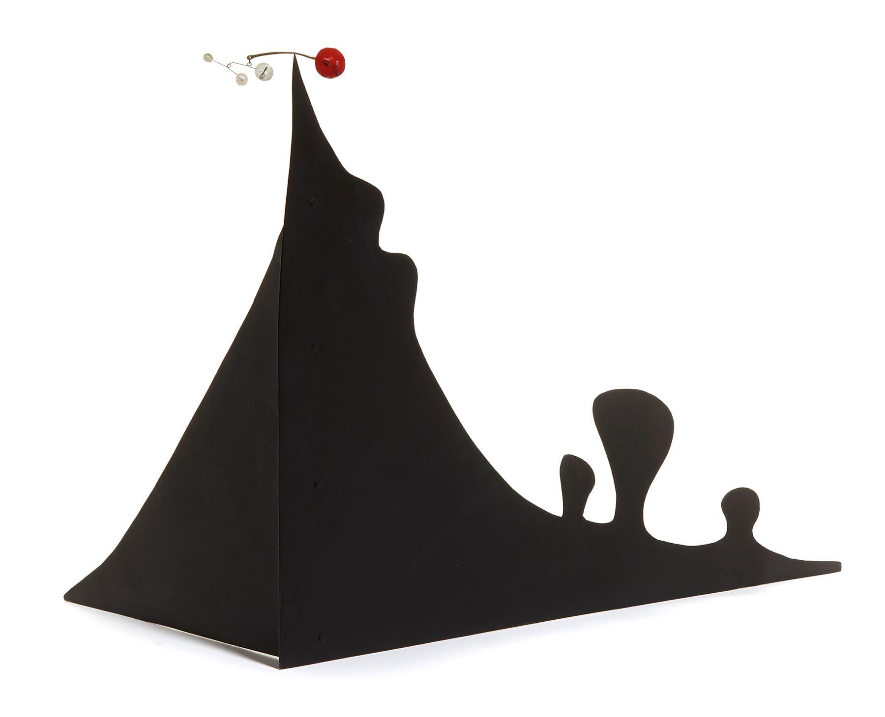 Alexander Calder The Mountain, 1960
