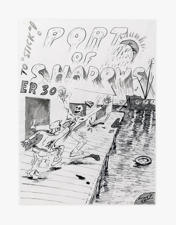 H.C. Westermann Port of Shadows, 1966