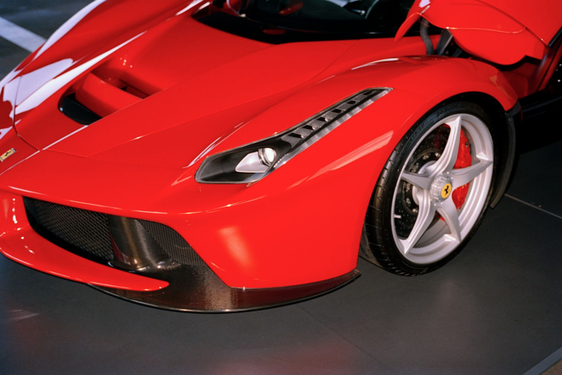Piston Head La Ferrari