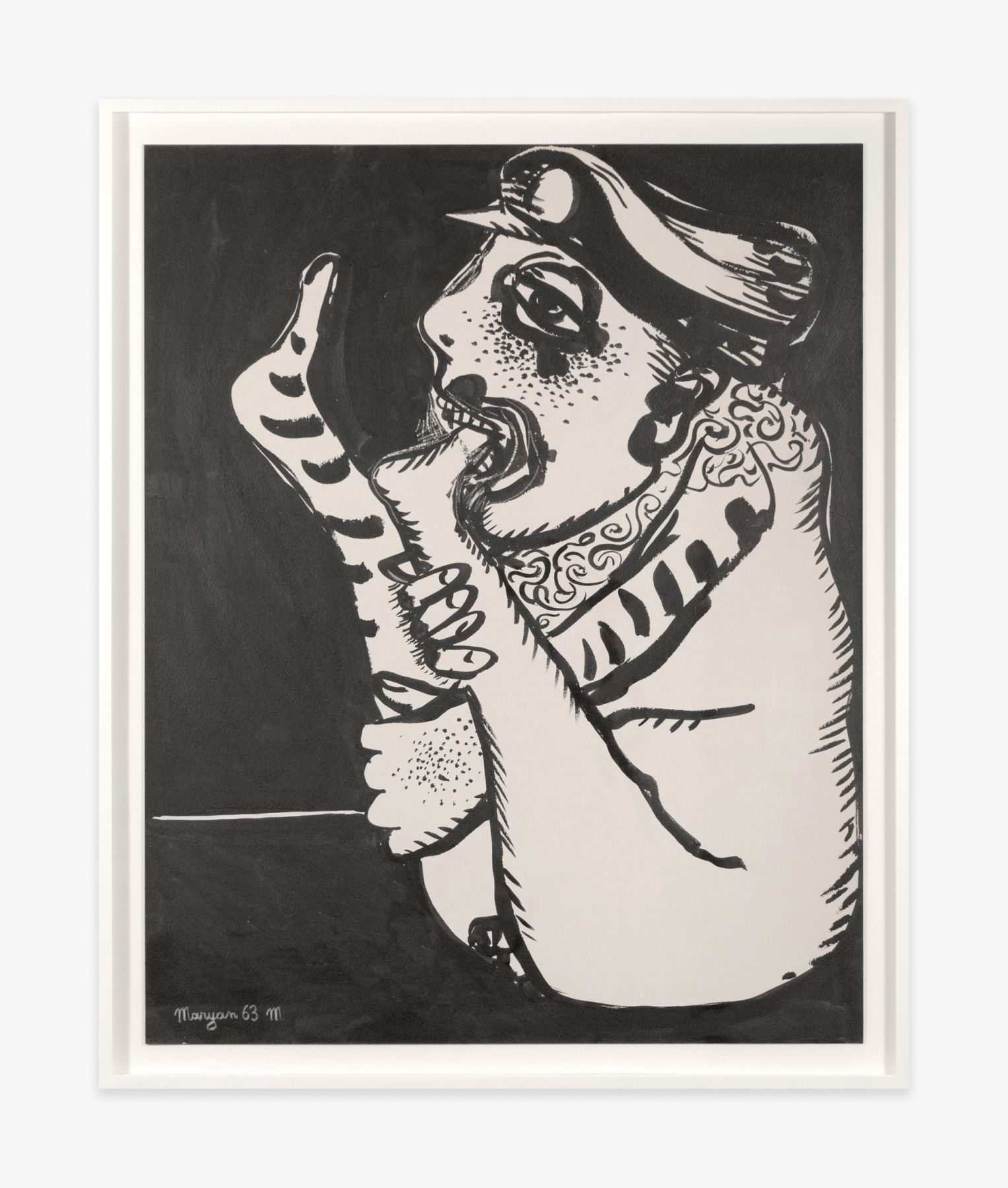 Maryan Personnage I, 1963