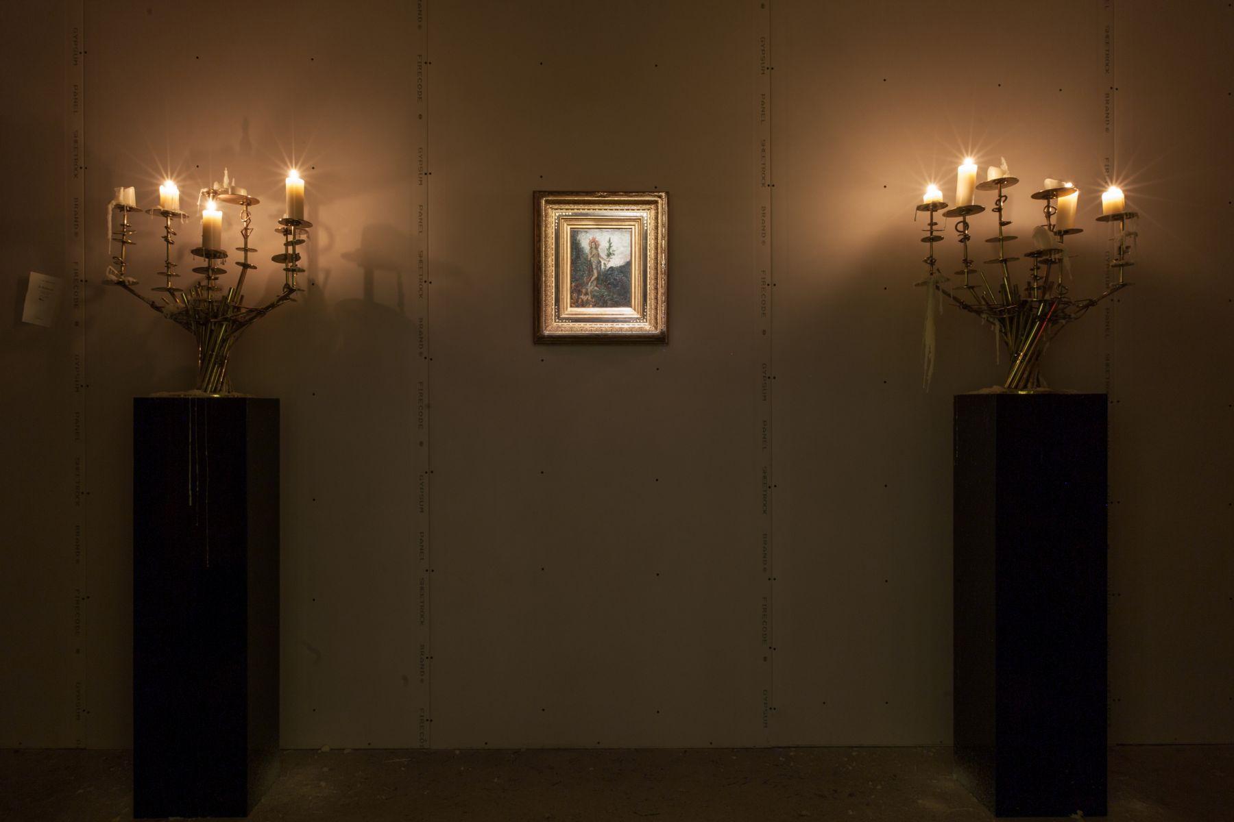 A Rebours Venus Over Manhattan Cesar Gustave Moreau
