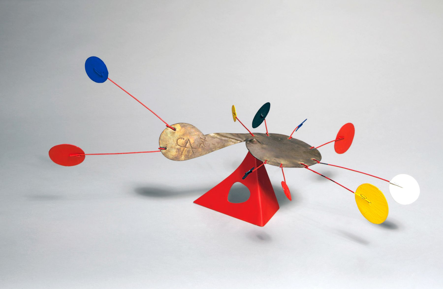 Alexander Calder The Amoeba, 1974