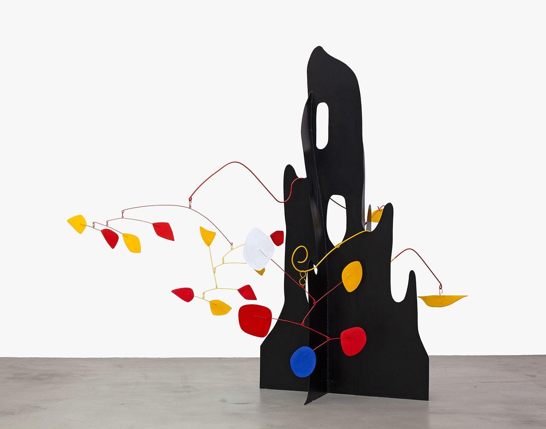 Alexander Calder Crag, 1974