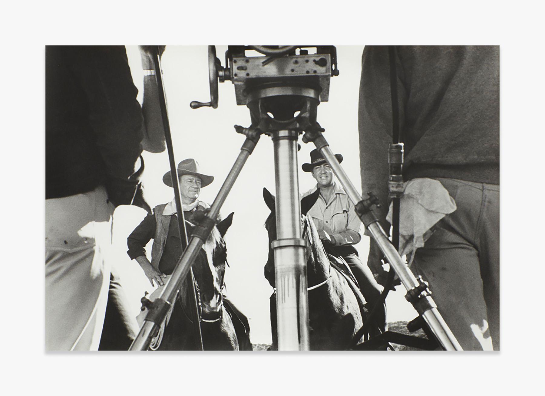 "Dennis Hopper   Dean Martin and John Wayne ""The Sons of Katie Elder"""