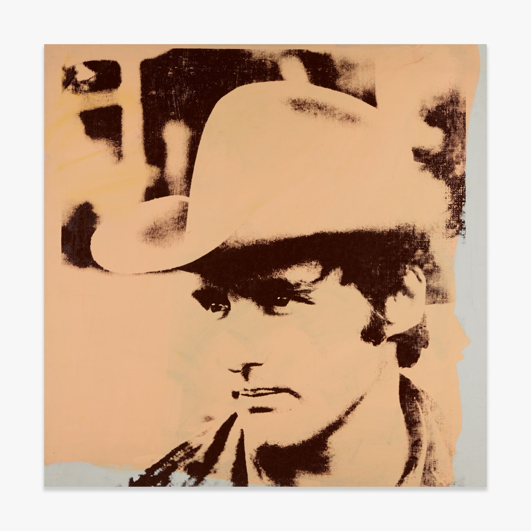 Andy Warhol Dennis Hopper Portrait