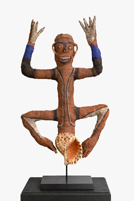 Malekula Neten Mwelip Dance Staff