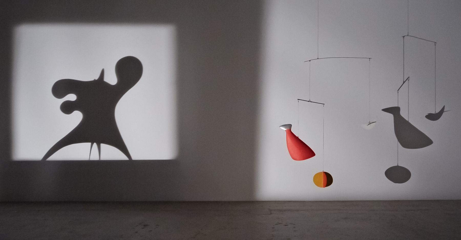 Calder Shadows Ex-Octopus The New Ritou