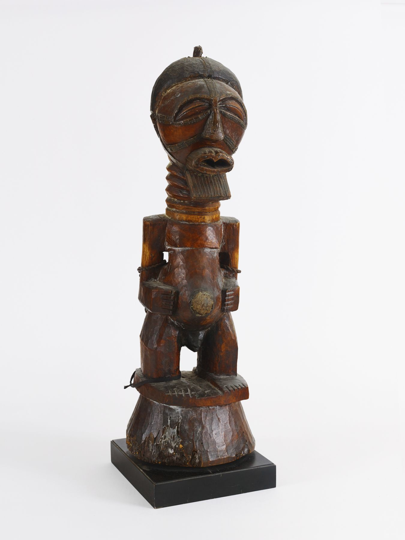 Songye Community Power Figure, Democratic Republic of the Congo