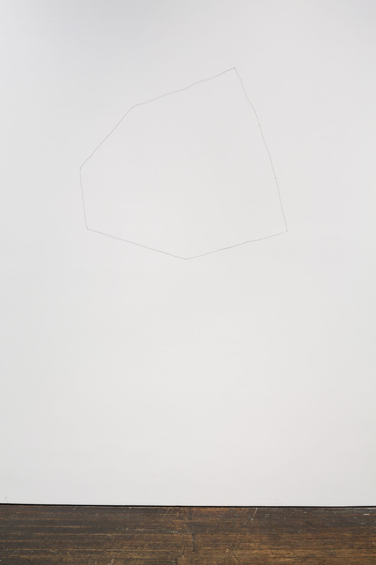 Richard Tuttle, 11th Wire Octagonal