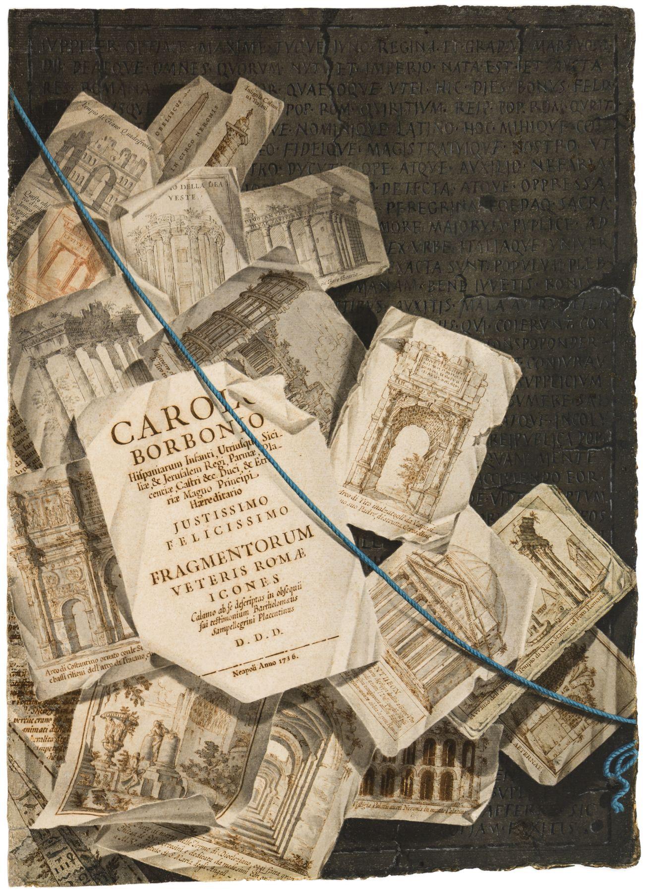Bartolomeo Sampellegrini da Piacenza (Active 1730s),