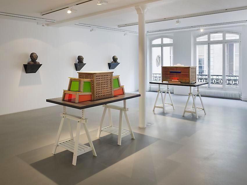 Thomas Schütte– installation view 8