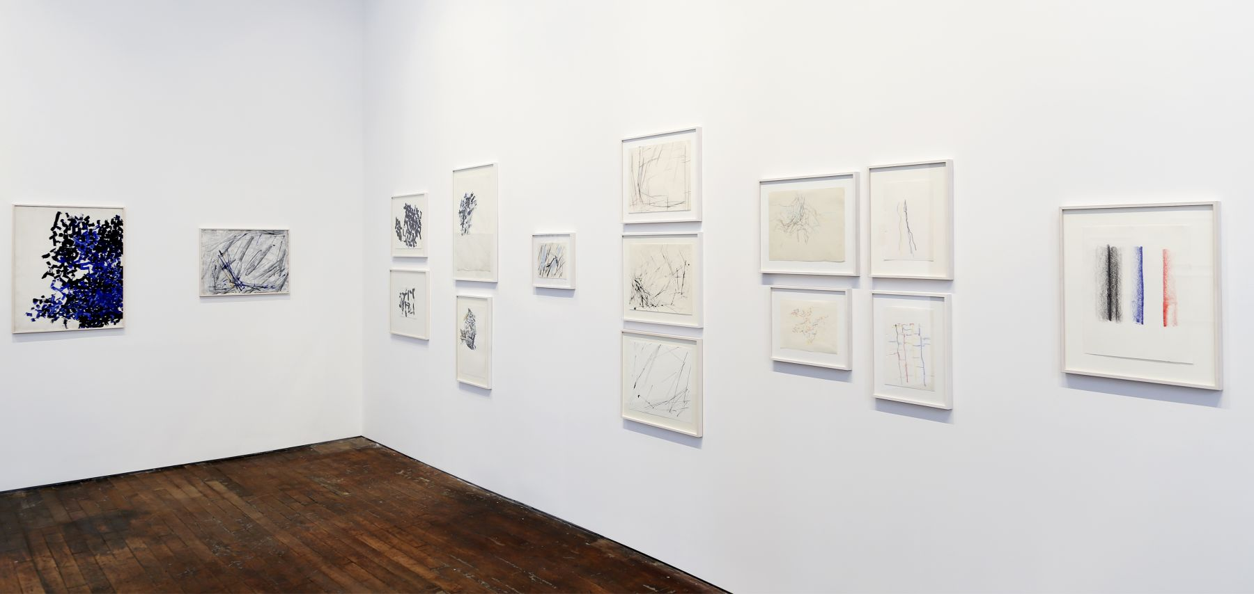 Charlotte Posenenske: Early Works – installation view 4