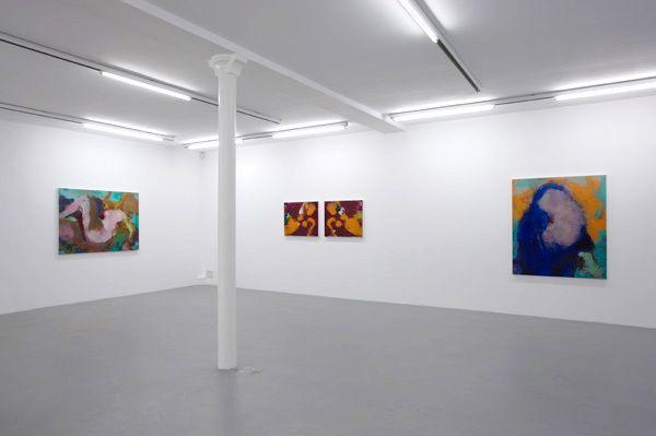 Mitja Tušek– installation view 4