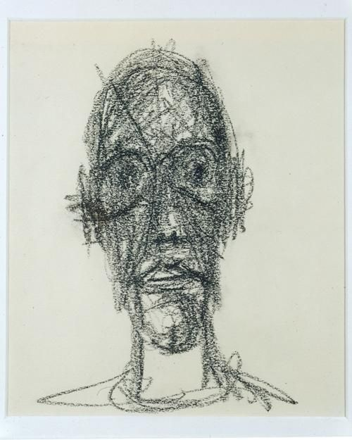 Alberto Giacometti, Portrait de Diego