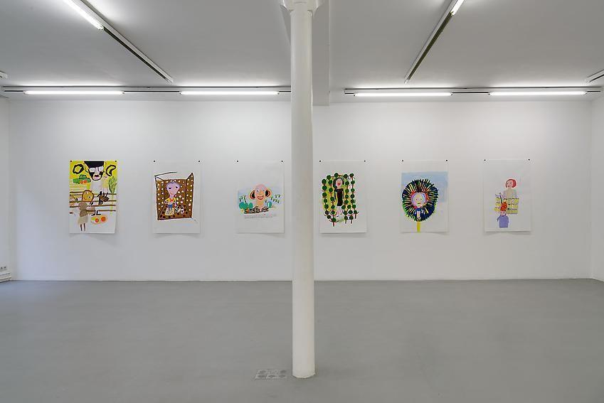 Anne-Marie Schneider – installation view 7