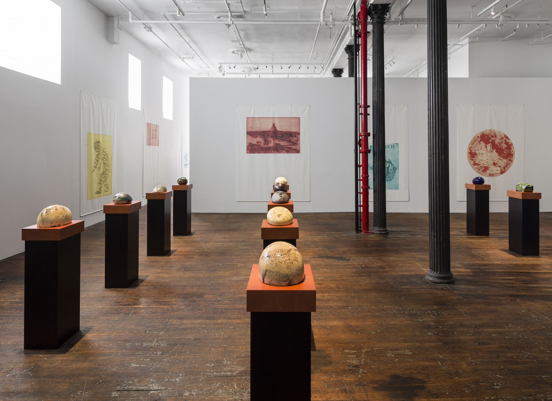 Thomas Schütte – installation view 13