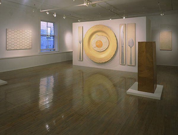 Alex Hay: Works from the 60s – installation view 1