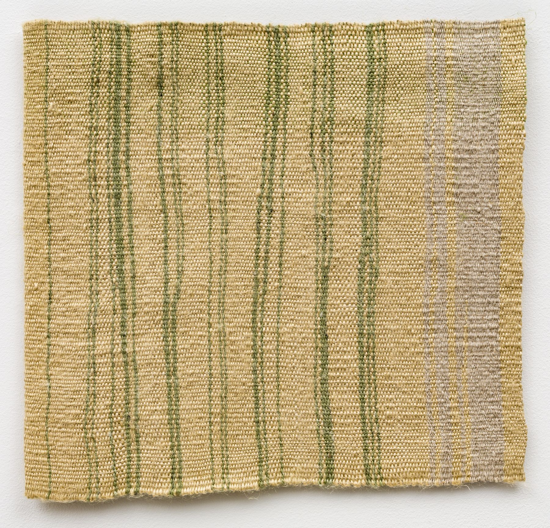 Green tying bale edging , 2016