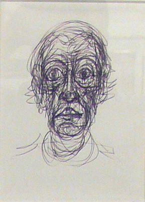 Alberto Giacometti, Tête de Diego