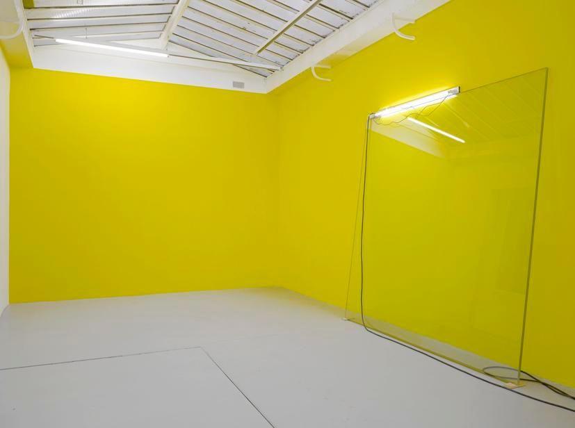 Pedro Cabrita Reis: Abstr(action).– installation view 7