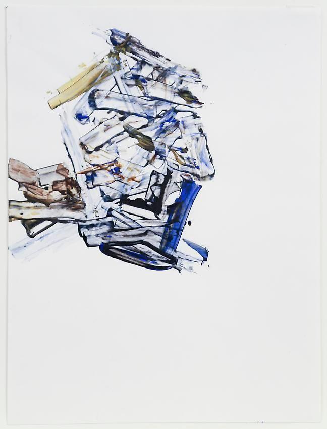 Charlotte Posenenske, Spachterlarbeit [Palette-knife work]