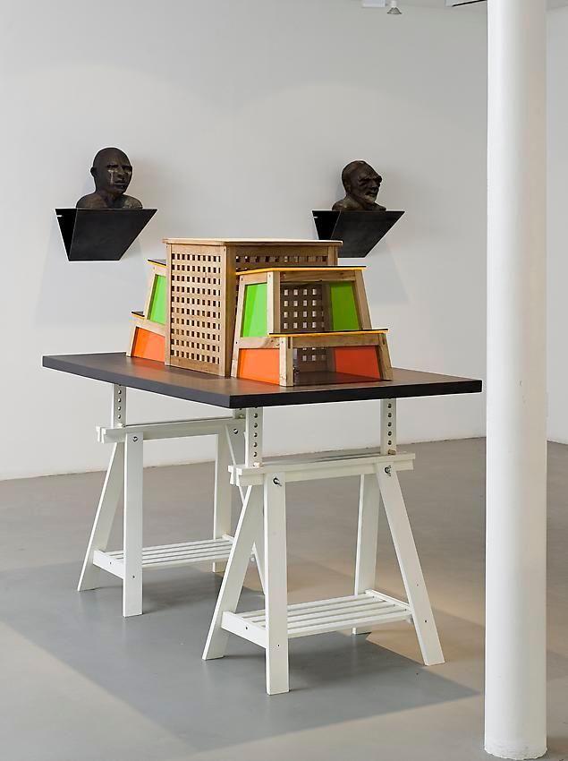 Thomas Schütte– installation view 9