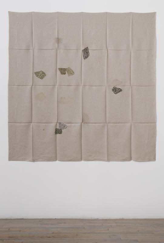 Helen Mirra Hourly directional field notation, 26 August, Järvafältet
