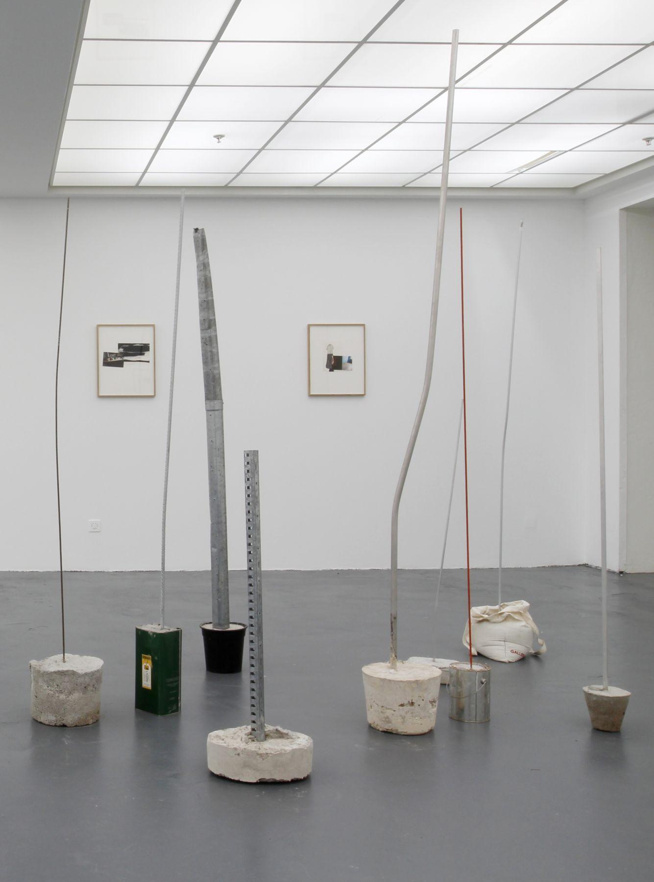 Silvia Bächli & EricHattan:Situer la différence, Centre culturel suisse, Paris