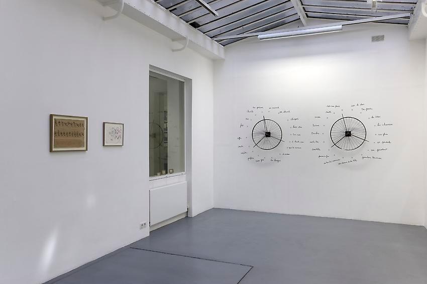 Robert Filliou:Je Meurs trop– installation view 9