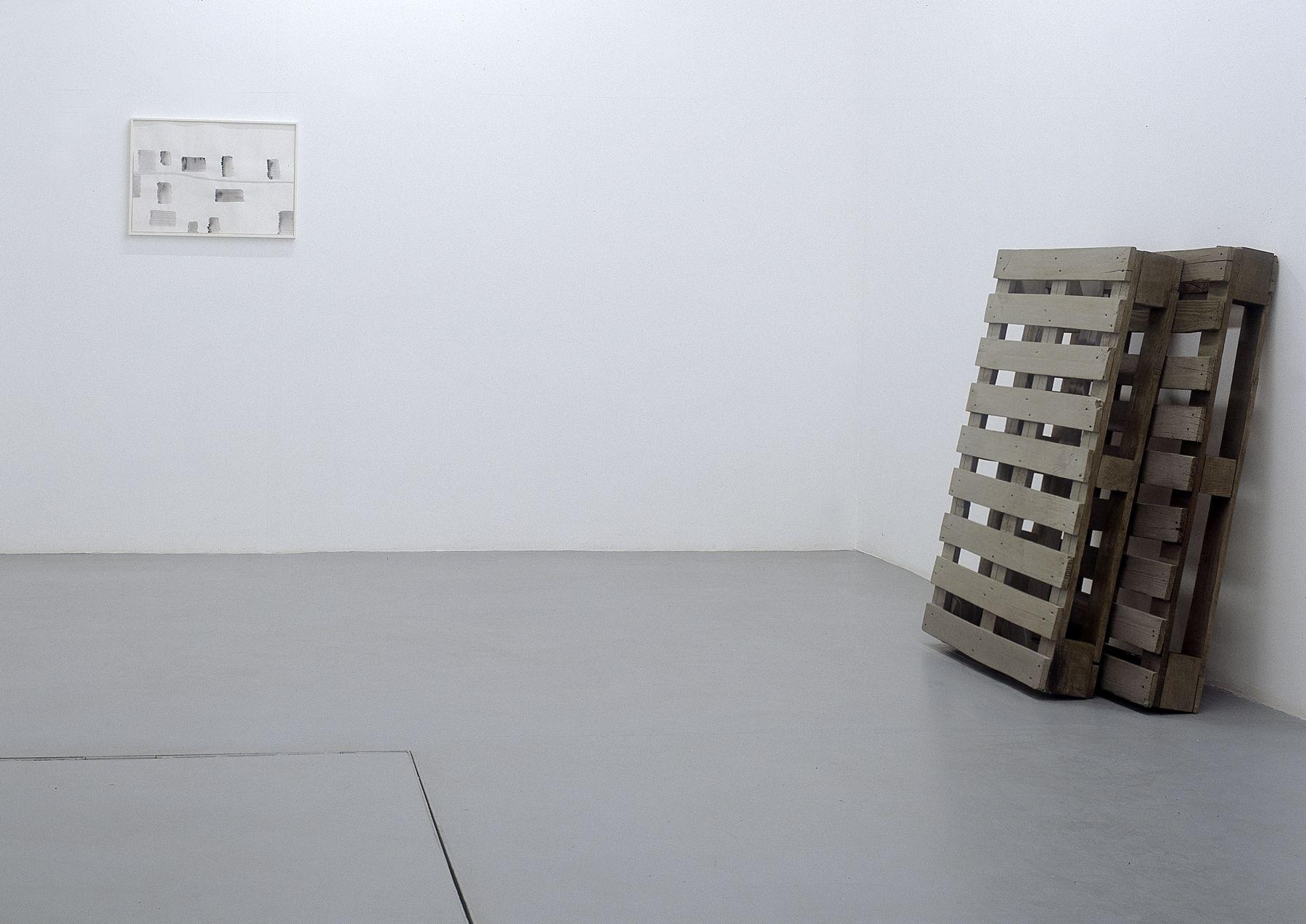 Helen Mirra: Käuzchensteig– installation view 6