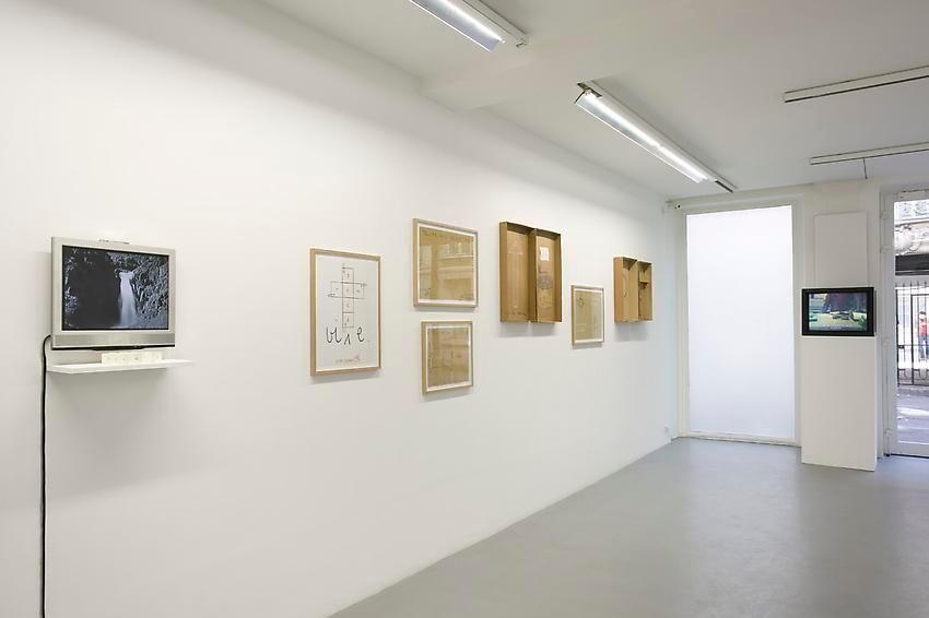 Robert Filliou:Je Meurs trop– installation view 7