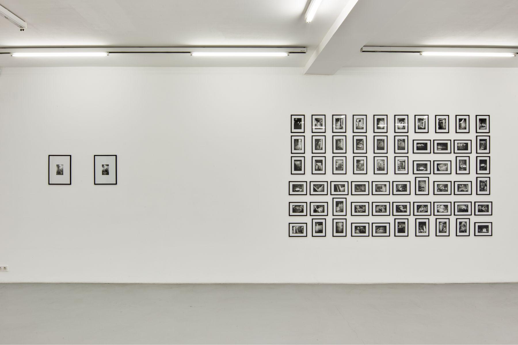 Gregor Schneider: Exchange Berlin-Paris– installation view 4