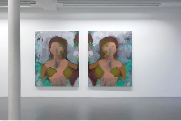 Mitja Tušek – installation view 1