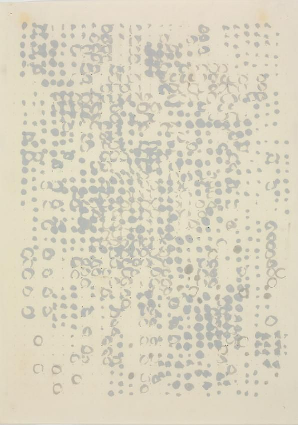 Charlotte Posenenske, Rasterbild [Grid]