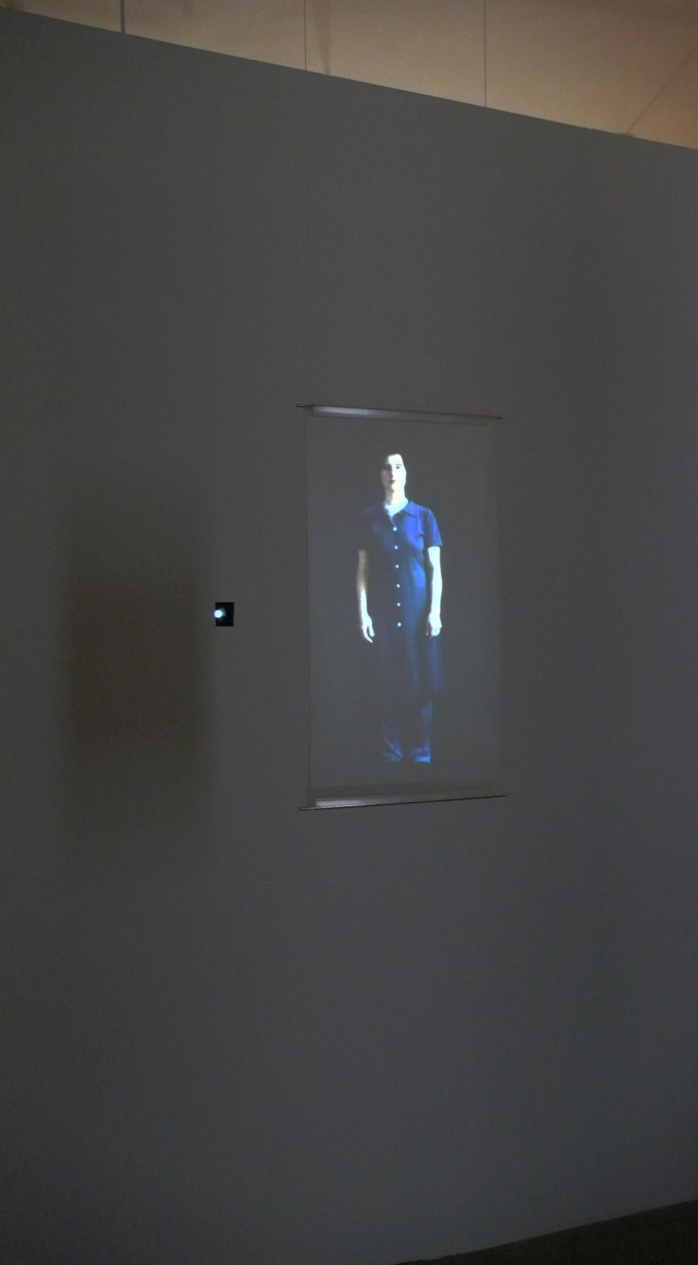 Fiona Tan Projection