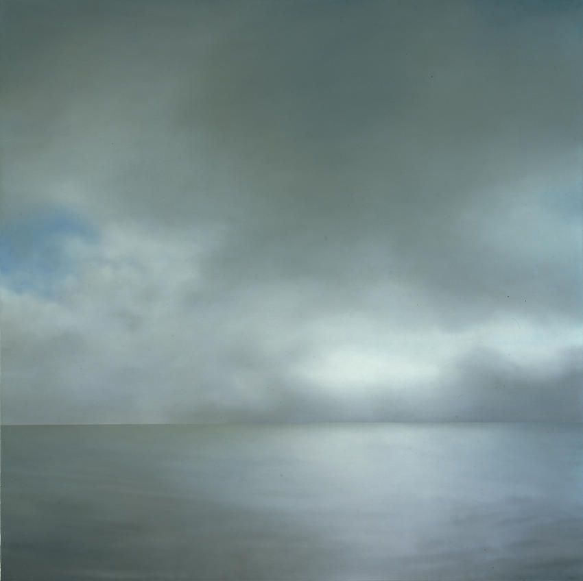 Gerhard Richter, Seestück (leicht bewölkt) (#239-2)