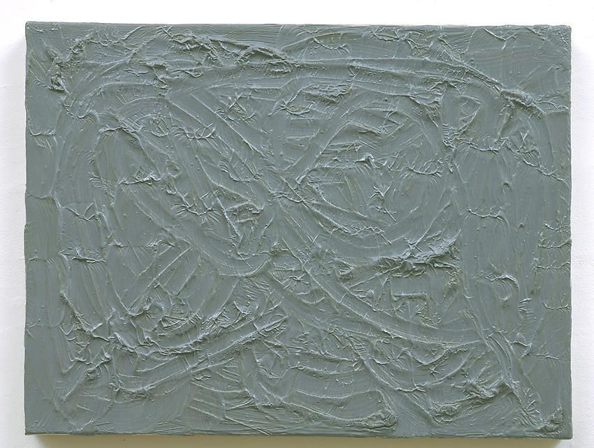 Gerhard Richter, Grau [Gray] (247-16)