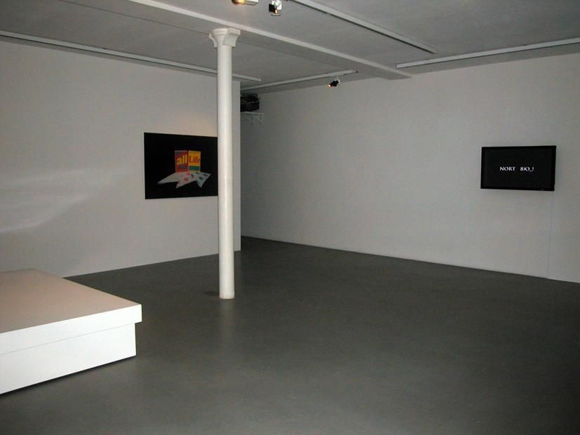 Guillaume Paris: Miracle, Mystery and Authority – installation view 8