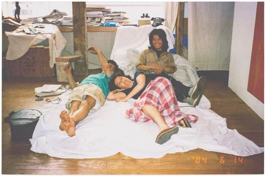 Tehching Hsieh & Linda Montano
