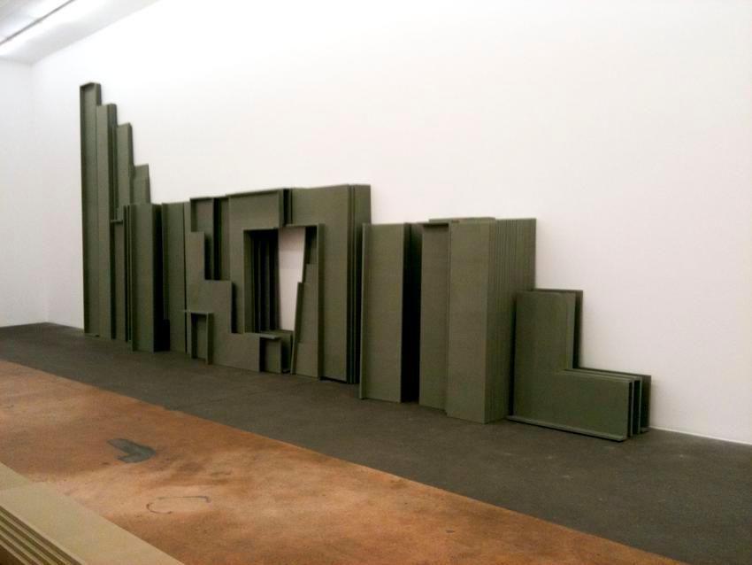 De l'origine de la sculpture, 1958-2009