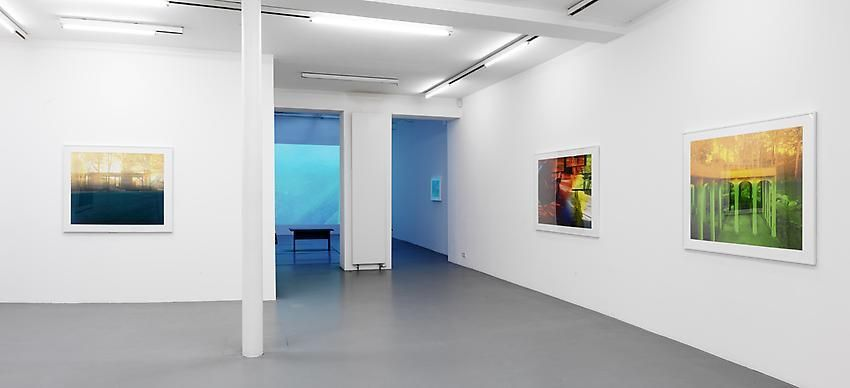 James Welling– installation view 2