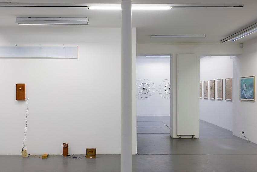 Robert Filliou:Je Meurs trop– installation view 5