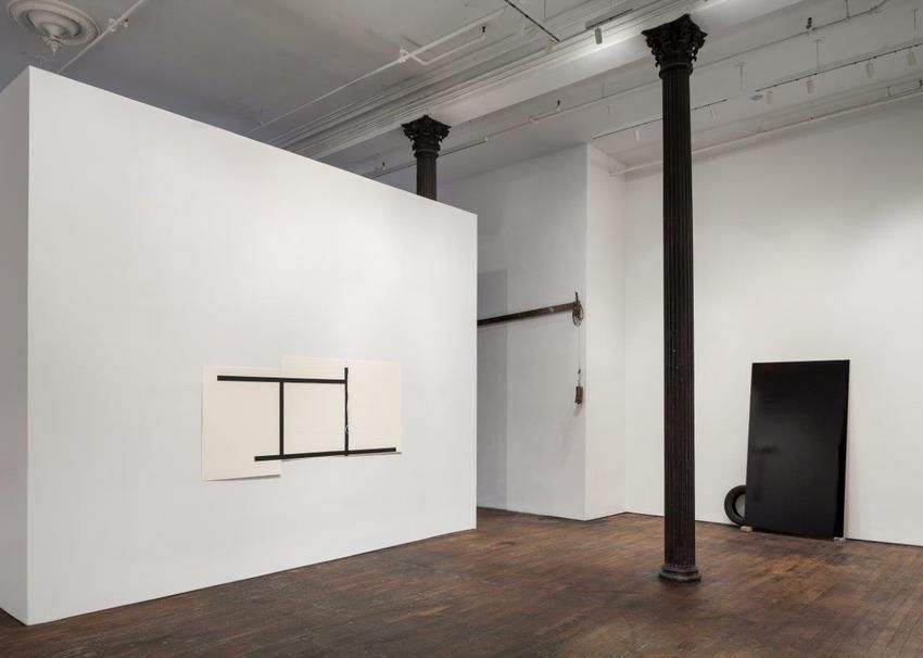 Pedro Cabrita Reis: The Field– installation view 3