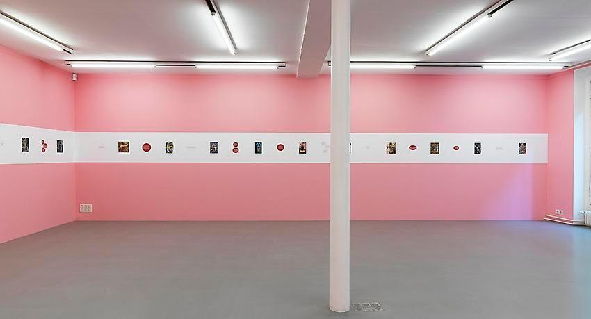 Ania Soliman - David Adamo– installation view 12