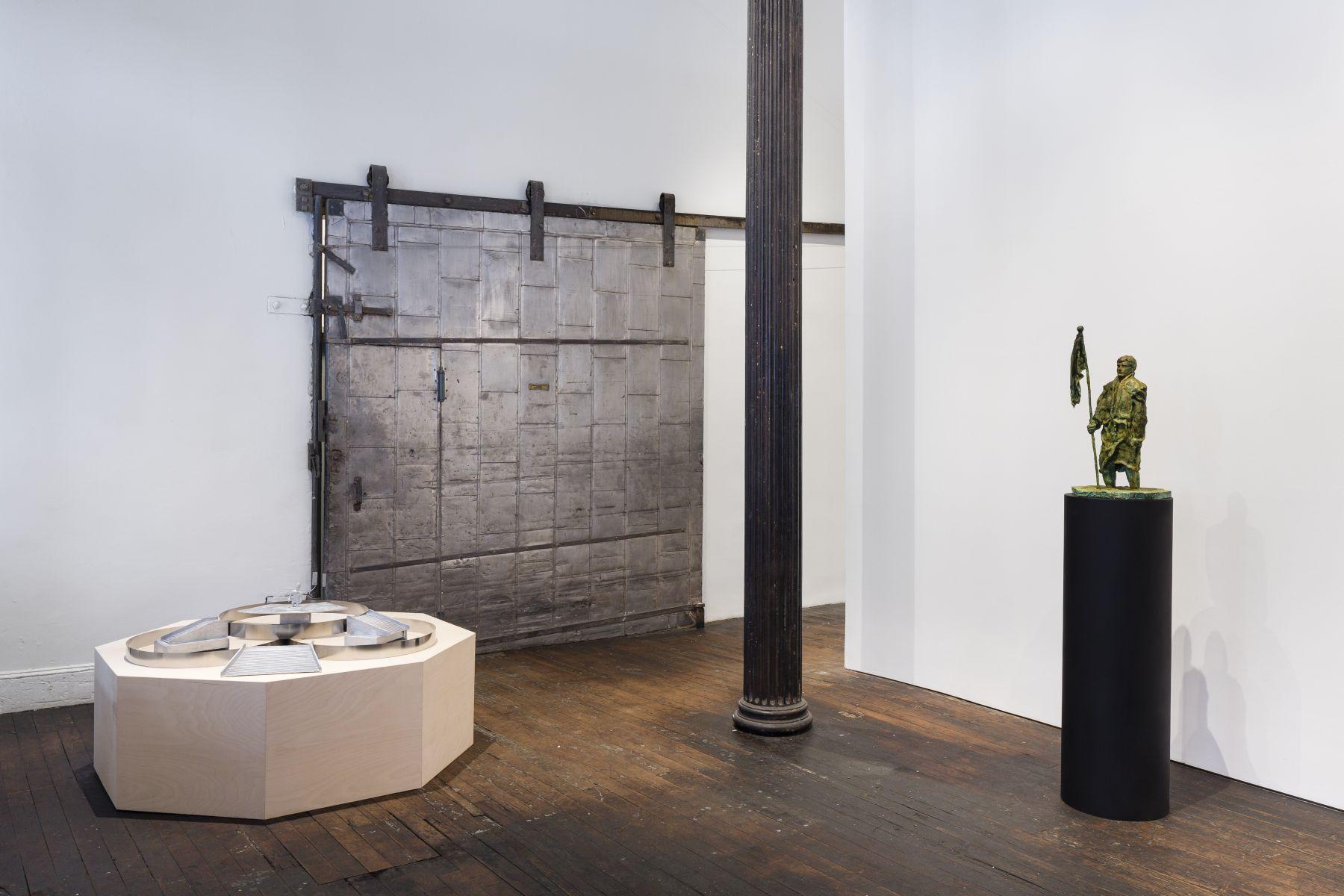 Thomas Schütte:New Work– installation view 2