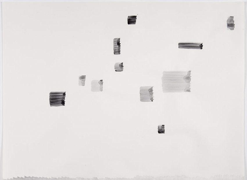 Silvia Bächli, Untitled